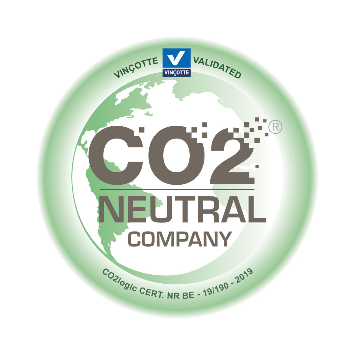 CO2logic 2018 Neutral label