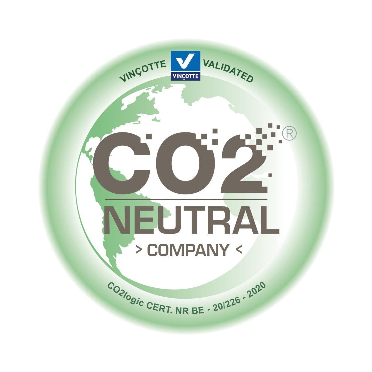 CO2logic 2019 Neutral label
