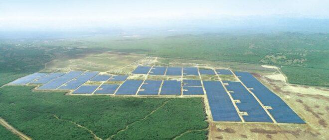 Montecristi Solar FV SAS